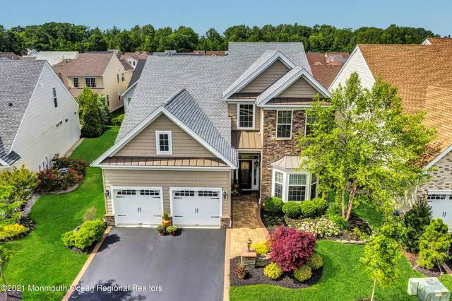35 Northcrest Drive, Tinton Falls, NJ 07724 (MLS #22119293) :: Corcoran Baer & McIntosh