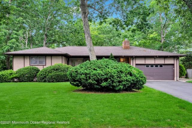 1414 Wallach Drive, Toms River, NJ 08755 (MLS #22119306) :: Corcoran Baer & McIntosh