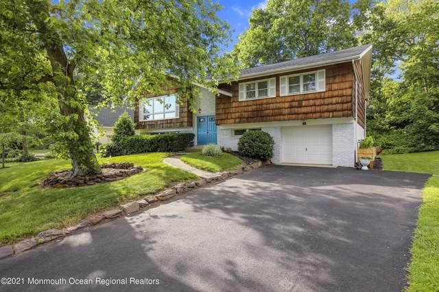 48 8th Avenue, Atlantic Highlands, NJ 07716 (MLS #22119377) :: The Dekanski Home Selling Team