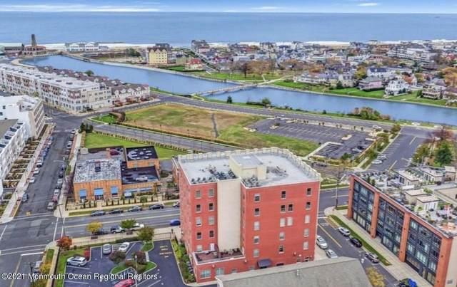 501 Grand Avenue 402 (4B), Asbury Park, NJ 07712 (MLS #22119381) :: The MEEHAN Group of RE/MAX New Beginnings Realty