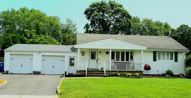 35 Monroe Street, Red Bank, NJ 07701 (MLS #22119387) :: Corcoran Baer & McIntosh