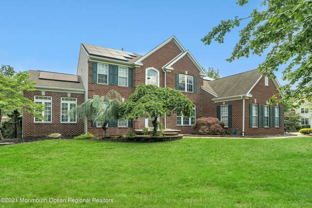 4 Penn Place, Forked River, NJ 08731 (MLS #22119397) :: The MEEHAN Group of RE/MAX New Beginnings Realty