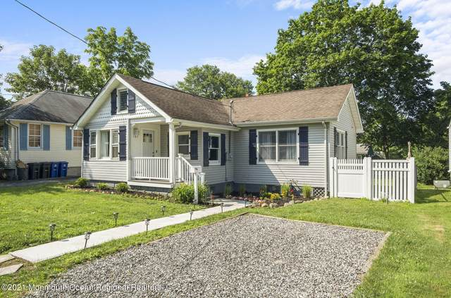 107 Wesley Avenue, Atlantic Highlands, NJ 07716 (MLS #22119407) :: The Dekanski Home Selling Team