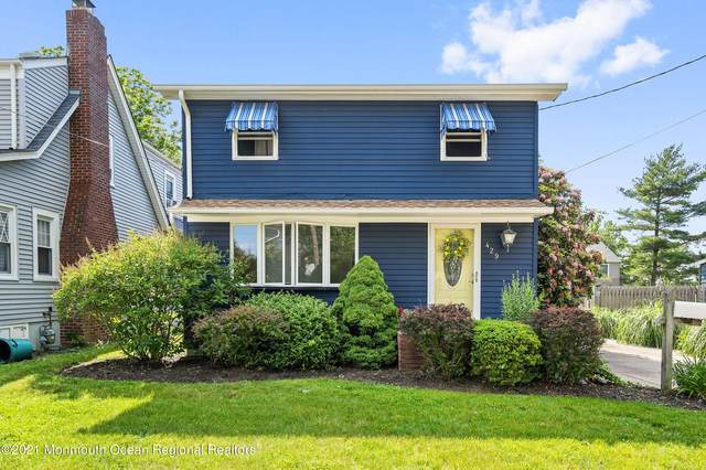 429 Lincoln Avenue, Point Pleasant, NJ 08742 (MLS #22119416) :: Corcoran Baer & McIntosh
