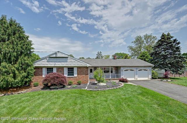 154 Koster Drive, Freehold, NJ 07728 (MLS #22119431) :: Caitlyn Mulligan with RE/MAX Revolution