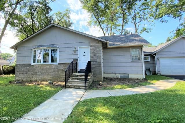 34 Iroquois Avenue, Oceanport, NJ 07757 (MLS #22119466) :: The Dekanski Home Selling Team