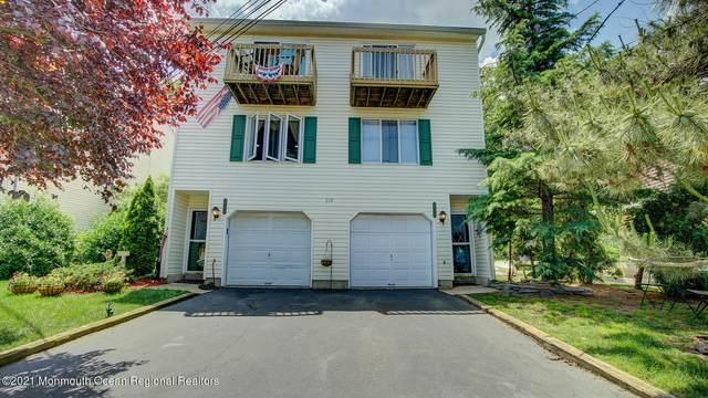 319 Shore Drive B, Highlands, NJ 07732 (MLS #22119489) :: PORTERPLUS REALTY