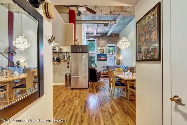 1001 2nd Avenue #104, Asbury Park, NJ 07712 (MLS #22119500) :: Corcoran Baer & McIntosh