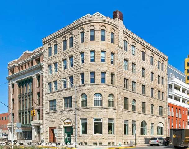 601 Mattison Avenue 4B, Asbury Park, NJ 07712 (MLS #22119527) :: PORTERPLUS REALTY