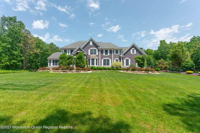 7 Winding Woods Way, Freehold, NJ 07728 (MLS #22119540) :: PORTERPLUS REALTY