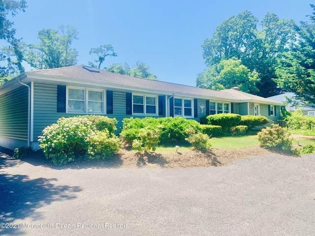 61 Memorial Parkway, Atlantic Highlands, NJ 07716 (MLS #22119541) :: The Dekanski Home Selling Team