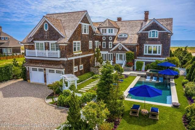 1421 Ocean Avenue, Mantoloking, NJ 08738 (MLS #22119556) :: The Dekanski Home Selling Team