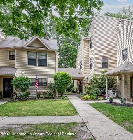34 Azalea Circle, Jackson, NJ 08527 (MLS #22119559) :: William Hagan Group