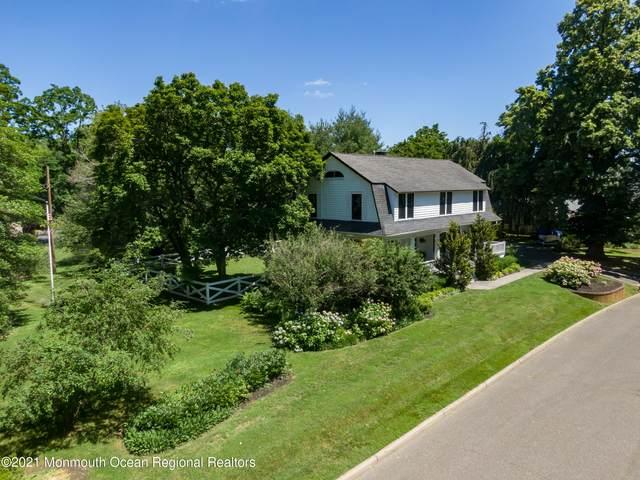 240 Silverside Avenue, Little Silver, NJ 07739 (MLS #22119576) :: The Dekanski Home Selling Team