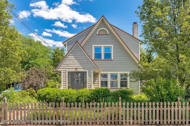 22 Bassett Place, Red Bank, NJ 07701 (MLS #22119581) :: The Dekanski Home Selling Team