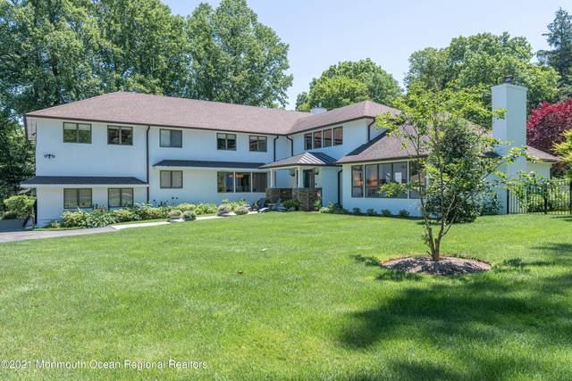 63 Ridge Road, Rumson, NJ 07760 (MLS #22119594) :: Corcoran Baer & McIntosh