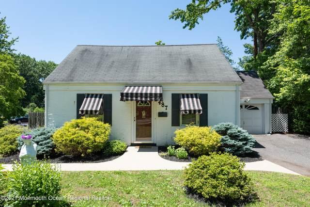 487 Branch Avenue, Little Silver, NJ 07739 (MLS #22119613) :: The Dekanski Home Selling Team