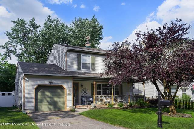 73 Cedarhurst Road, Brick, NJ 08723 (MLS #22119622) :: The Dekanski Home Selling Team