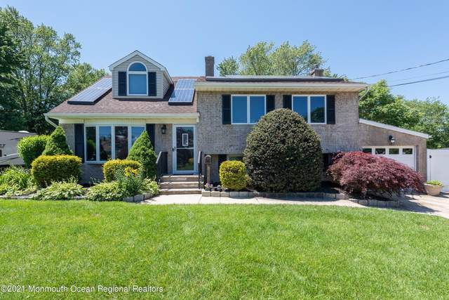 2 Louise Place, Middletown, NJ 07748 (MLS #22119647) :: Team Gio | RE/MAX