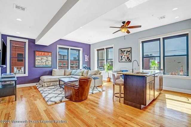 700 Mattison Avenue #302, Asbury Park, NJ 07712 (MLS #22119648) :: Corcoran Baer & McIntosh