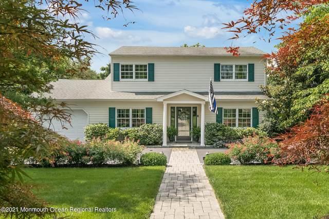 124 Division Street, Atlantic Highlands, NJ 07716 (MLS #22119653) :: The Dekanski Home Selling Team