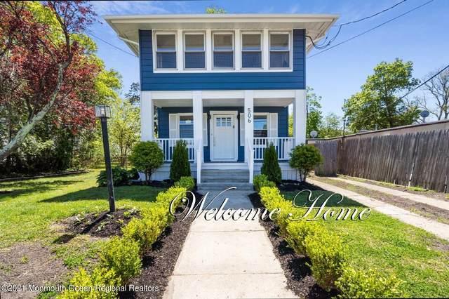 506 Atlantic Avenue, Point Pleasant, NJ 08742 (MLS #22119671) :: Corcoran Baer & McIntosh