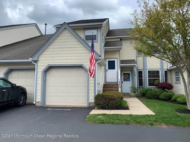 110 Evergreen Court, Freehold, NJ 07728 (MLS #22119711) :: Parikh Real Estate