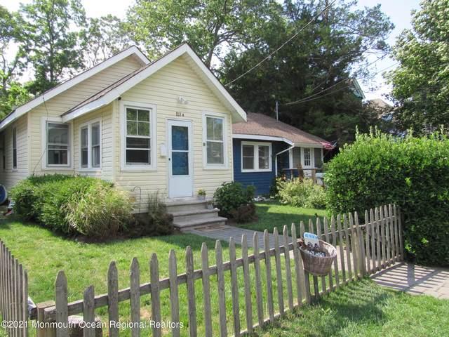 813 Clark Street, Point Pleasant, NJ 08742 (MLS #22119715) :: Corcoran Baer & McIntosh