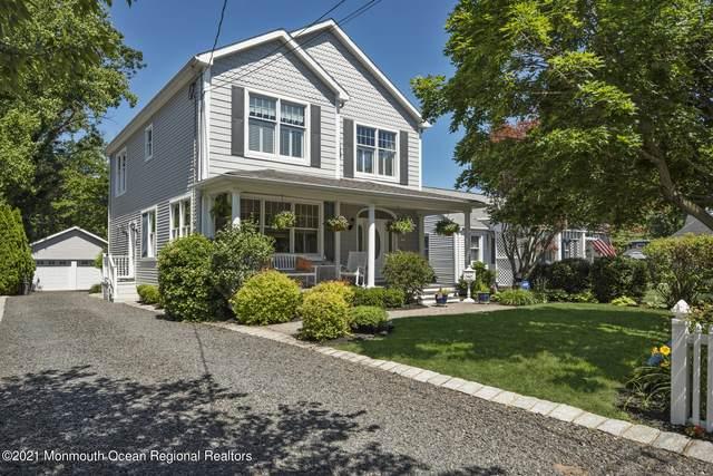 97 Lake Avenue, Fair Haven, NJ 07704 (MLS #22119722) :: Corcoran Baer & McIntosh