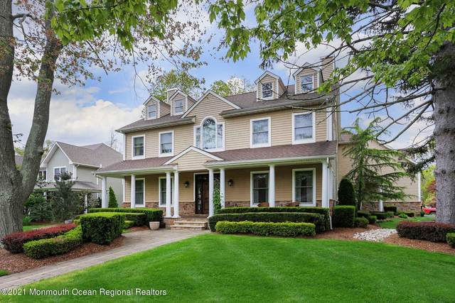25 Demmert Avenue, Rumson, NJ 07760 (MLS #22119743) :: William Hagan Group