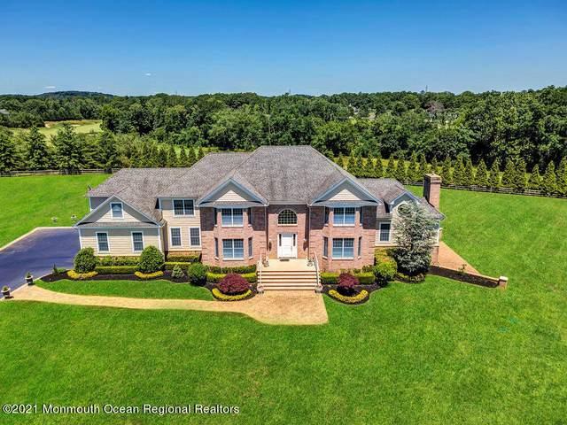4 Comstock Lane, Colts Neck, NJ 07722 (MLS #22119793) :: Parikh Real Estate