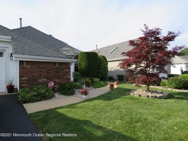 171 Loganberry Lane, Freehold, NJ 07728 (MLS #22119794) :: Parikh Real Estate