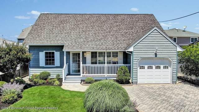 454 Key Largo Court, Lavallette, NJ 08735 (#22119798) :: Rowack Real Estate Team
