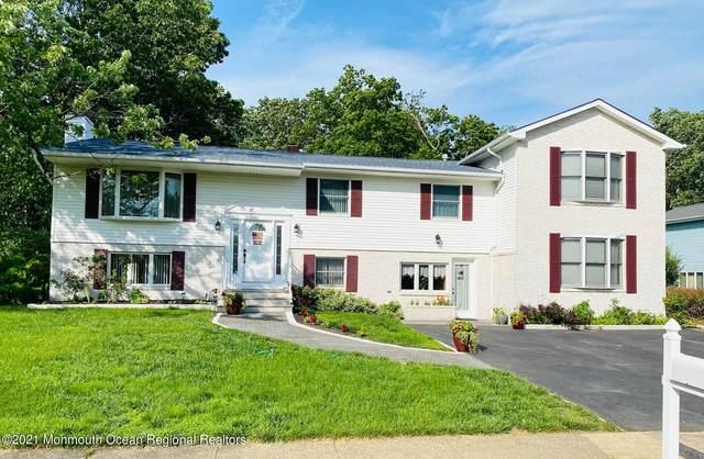 12 Burdge Drive, Howell, NJ 07731 (MLS #22119813) :: Parikh Real Estate