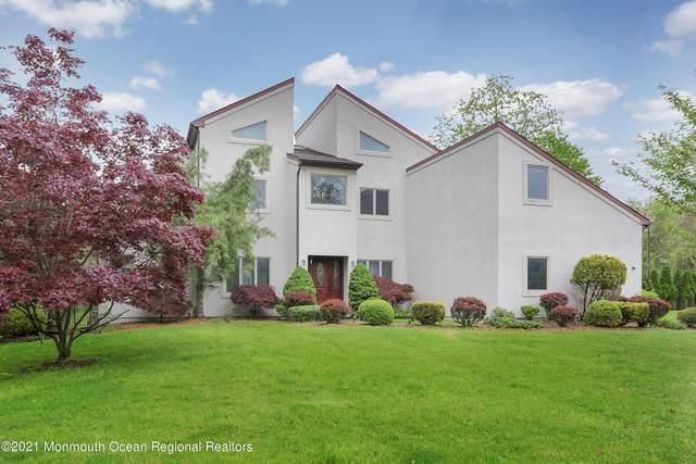 12 Grant Court, Tinton Falls, NJ 07724 (MLS #22119819) :: Parikh Real Estate