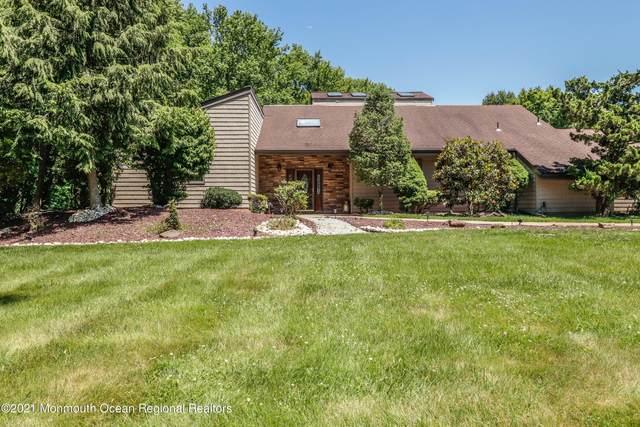 106 N Bergen Mills Road, Monroe, NJ 08831 (MLS #22119823) :: Parikh Real Estate