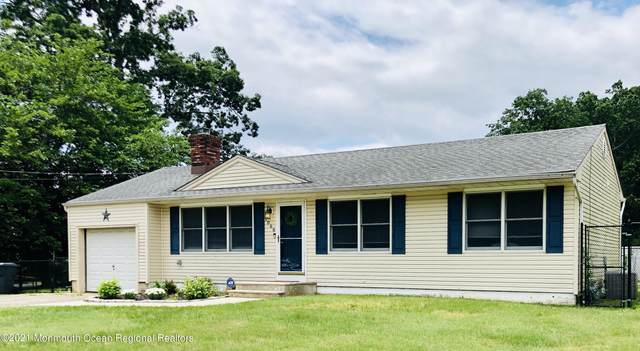 1066 Schencks Mill Line Road, Toms River, NJ 08753 (MLS #22119826) :: The DeMoro Realty Group | Keller Williams Realty West Monmouth