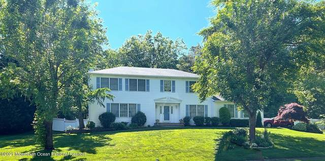 3074 Governors Crossing, Wall, NJ 07719 (MLS #22119834) :: The DeMoro Realty Group   Keller Williams Realty West Monmouth