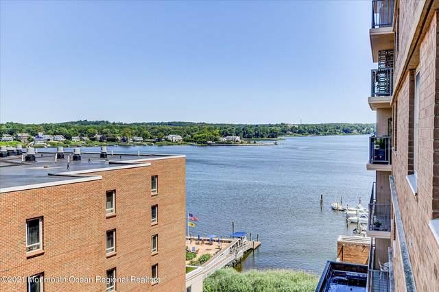28 Riverside Avenue 6K, Red Bank, NJ 07701 (MLS #22119856) :: The DeMoro Realty Group | Keller Williams Realty West Monmouth