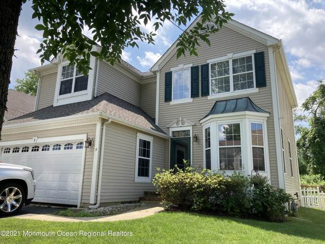 5 Raleigh Pass, Colts Neck, NJ 07722 (MLS #22119891) :: The MEEHAN Group of RE/MAX New Beginnings Realty