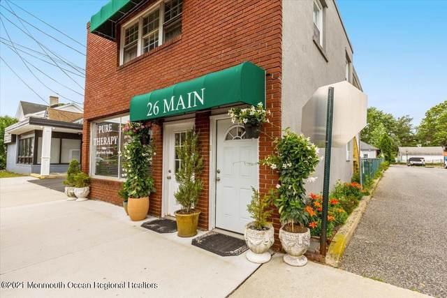 26 Main Street, Keyport, NJ 07735 (MLS #22119908) :: Caitlyn Mulligan with RE/MAX Revolution
