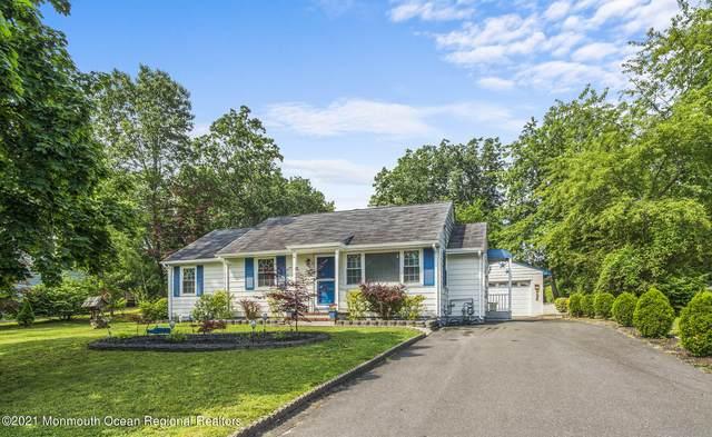 9 Pine Road, Howell, NJ 07731 (MLS #22119972) :: The Sikora Group