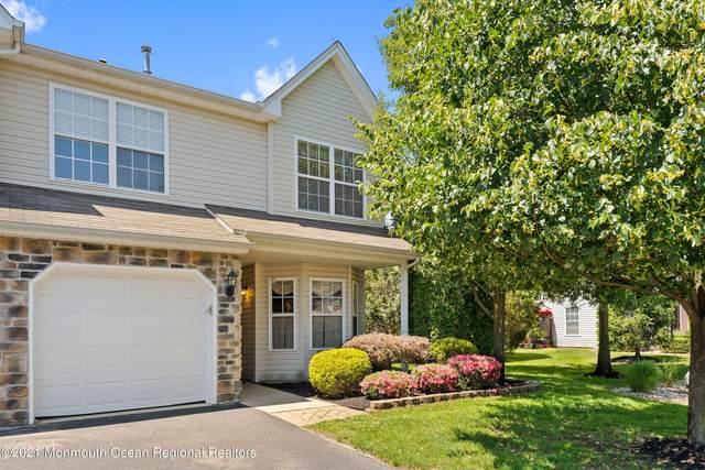 2 Hawthorne Drive, Tinton Falls, NJ 07753 (MLS #22120057) :: PORTERPLUS REALTY