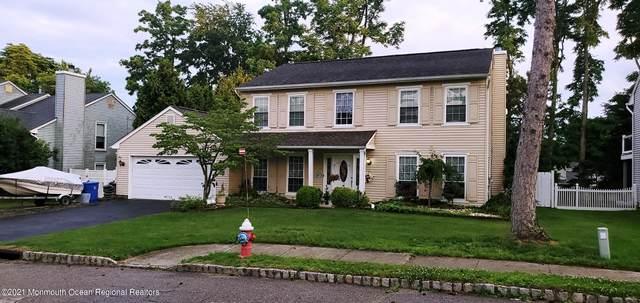 14 Marc Road, Howell, NJ 07731 (MLS #22120094) :: PORTERPLUS REALTY