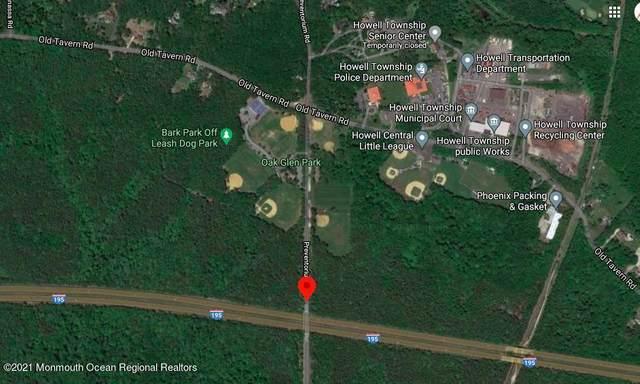 0 Preventorium, Howell, NJ 07731 (MLS #22120153) :: PORTERPLUS REALTY