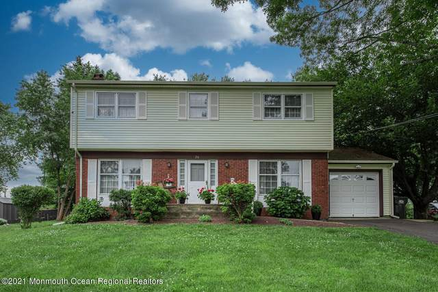 26 Hilltop Road, Freehold, NJ 07728 (MLS #22120188) :: The MEEHAN Group of RE/MAX New Beginnings Realty