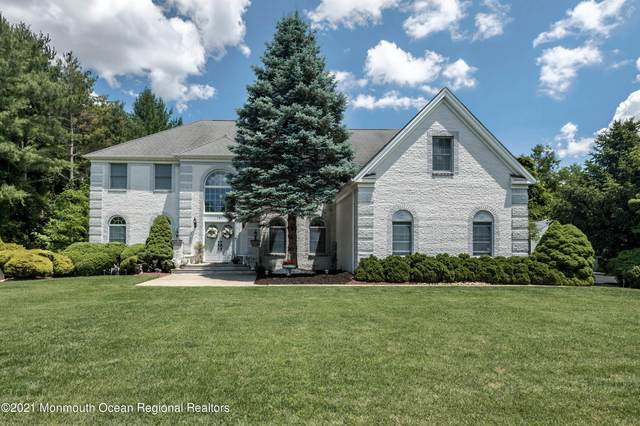 101 Grenoble Court, Freehold, NJ 07728 (MLS #22120195) :: The MEEHAN Group of RE/MAX New Beginnings Realty