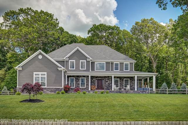 12 Barrister Court, Freehold, NJ 07728 (MLS #22120210) :: The Streetlight Team at Formula Realty