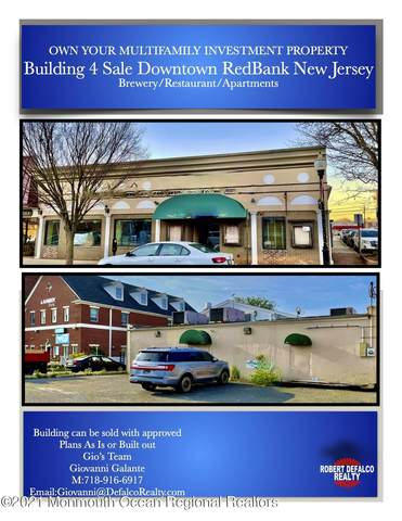 42 Monmouth Street, Red Bank, NJ 07701 (MLS #22120298) :: The DeMoro Realty Group | Keller Williams Realty West Monmouth