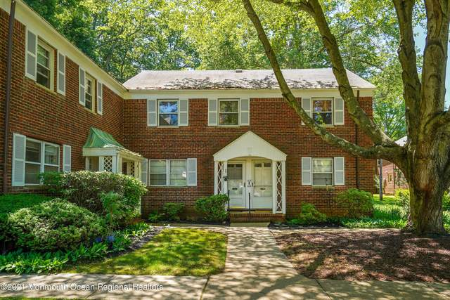 105 Manor Drive, Red Bank, NJ 07701 (MLS #22120313) :: The Sikora Group